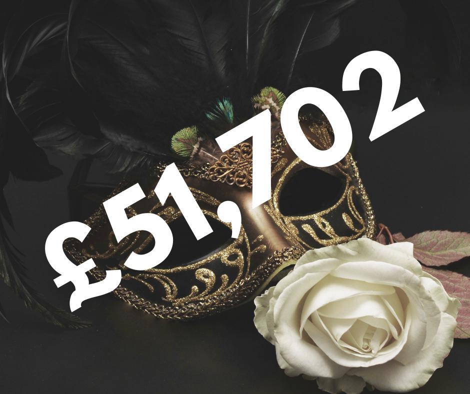Autumn Ball raised over £50,000!