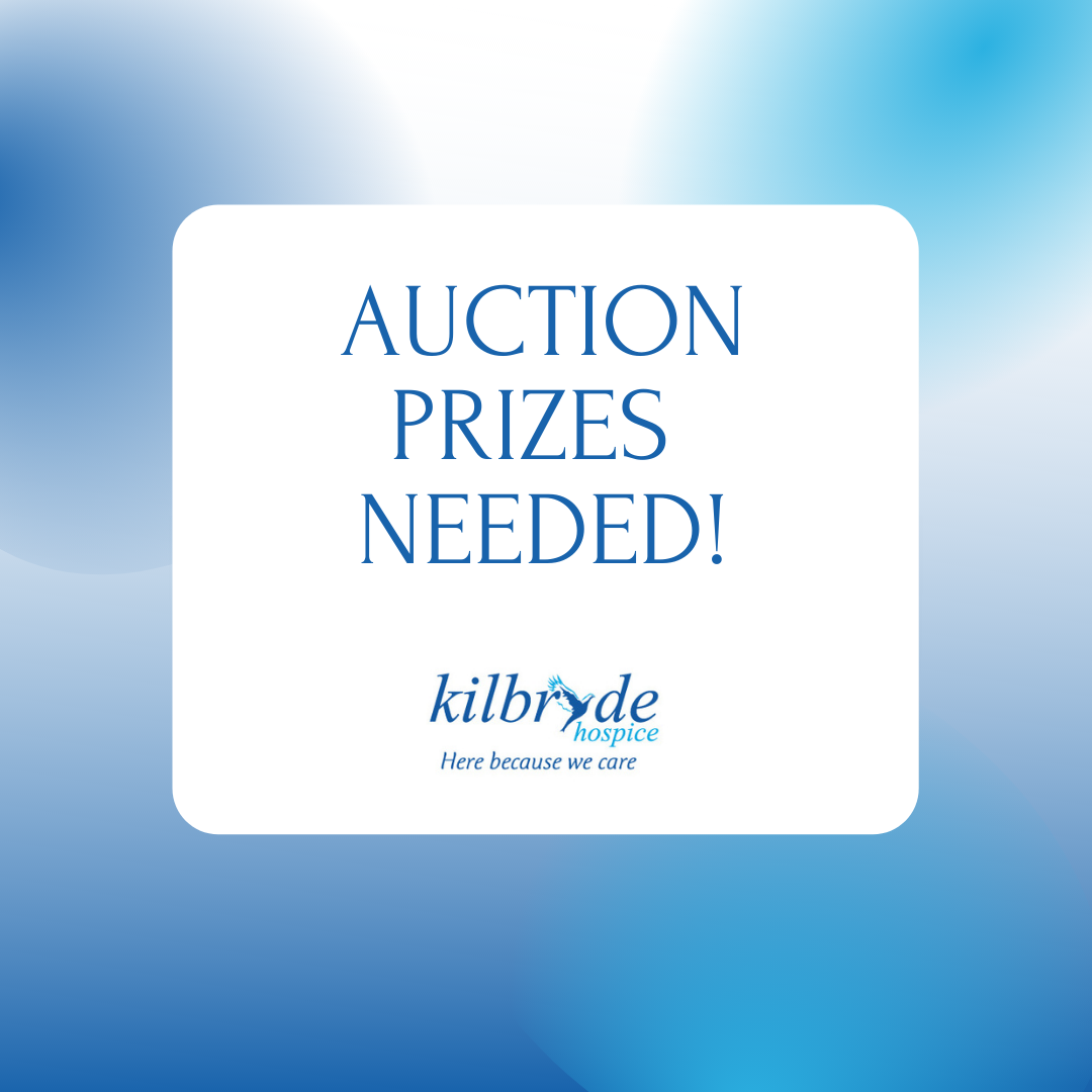 Auction Prizes Needed!
