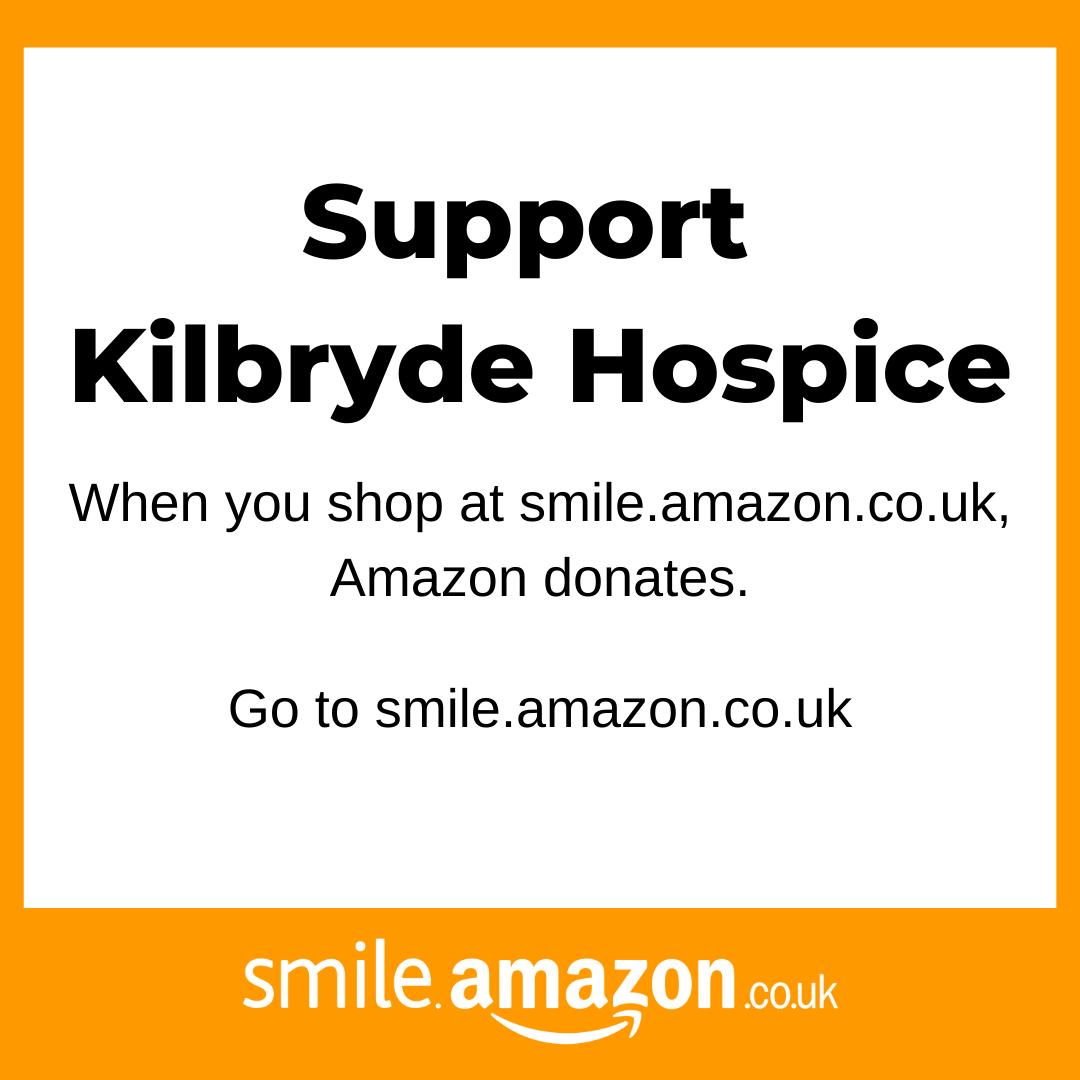 Kilbryde joins Amazon Smile!
